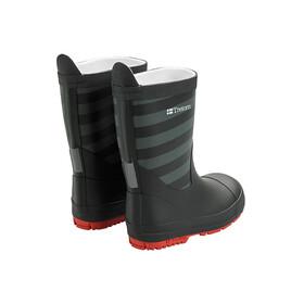 Tretorn Gränna Rubber Boots Kids Black Grey